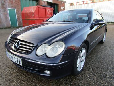 Mercedes-Benz CLK Unlisted 270 CDI 2.7 TDi AVANTGARDE AUTO COUPE