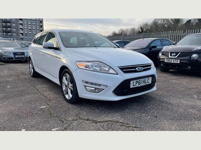 Ford Mondeo Estate 2.0 TDCi Titanium Powershift 5dr