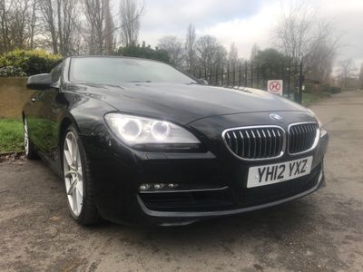 BMW 6 Series Convertible 3.0 640i SE (s/s) 2dr