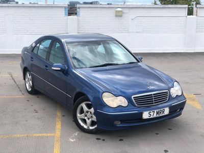 Mercedes-Benz C Class Saloon 2.0 C200 Kompressor Avantgarde 4dr