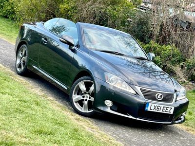 Lexus IS 250 Convertible 2.5 LE 2dr