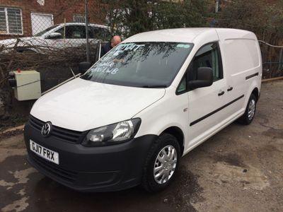 Volkswagen Caddy Unlisted Maxi lwb