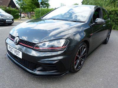 Volkswagen Golf Hatchback 2.0 TSI BlueMotion Tech GTI Clubsport 40 DSG (s/s) 5dr