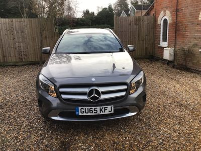 Mercedes-Benz GLA Class SUV 2.0 GLA250 Sport (Executive) 4MATIC (s/s) 5dr