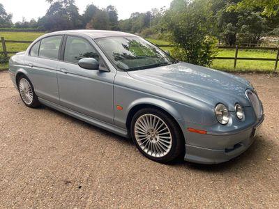Jaguar S-Type Saloon 2.7 D V6 XS 4dr