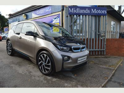 BMW i3 Hatchback E Suite eDrive 5dr