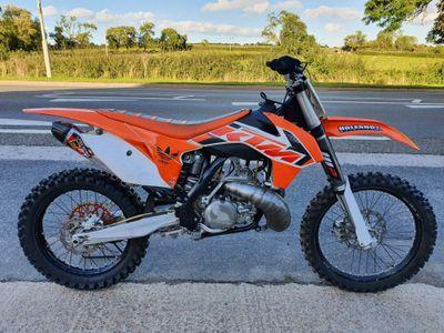 KTM SX Motocrosser 250 SX Motocrosser