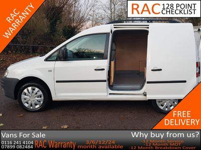 Volkswagen Caddy Panel Van 2.0 D C20 Panel Van 4dr
