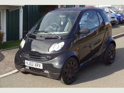 Smart fortwo Hatchback 0.6 City Pure 3dr