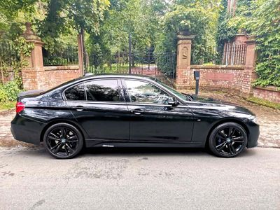 BMW 3 Series Saloon 2.0 320d BluePerformance M Sport xDrive (s/s) 4dr
