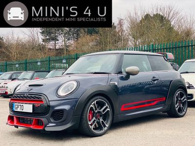 MINI Hatch Hatchback 2.0 John Cooper Works GP Steptronic (s/s) 3dr