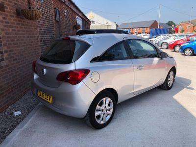 Vauxhall Corsa Hatchback 1.3 CDTi ecoFLEX Design (s/s) 3dr