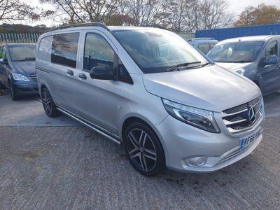 Mercedes-Benz Vito Other 2.1 119 CDi BlueTEC Sport Crew Van G-Tronic+ RWD L1 EU6 (s/s) 5dr