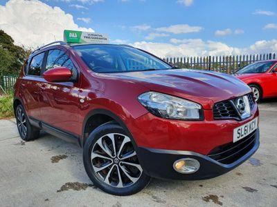 Nissan Qashqai SUV 1.6 n-tec 2WD 5dr