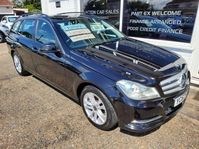 Mercedes-Benz C Class Estate 2.1 C220 CDI SE (Executive) 7G-Tronic Plus 5dr