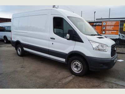 Ford Transit Panel Van 2.2TDCi 125 350 LWB MEDROOF VAN L3H2