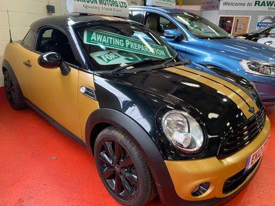 MINI Coupe Coupe 1.6 Cooper (Avenue) 2dr