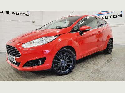 Ford Fiesta Hatchback 1.0 EcoBoost Titanium X (s/s) 3dr