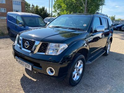 Nissan Pathfinder MPV 2.5 TD Mammoth Sports Adventure 5dr