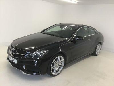 Mercedes-Benz E Class Coupe 2.1 E220d AMG Line (Premium) G-Tronic (s/s) 2dr