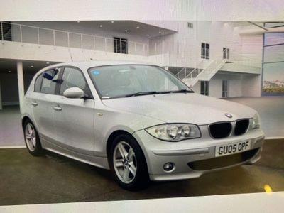 BMW 1 Series Hatchback 2.0 120d Sport 5dr