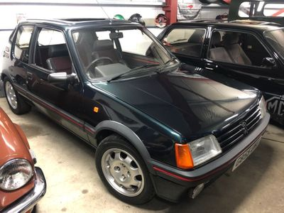 Peugeot 205 Hatchback 1.9 GTi Limited Edition 3dr