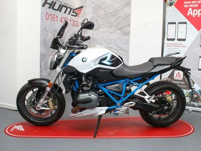 BMW R1200R Naked Sport ABS