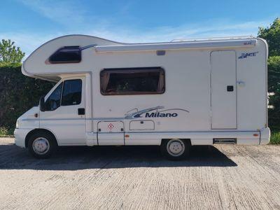 Ace Milano Van Conversion
