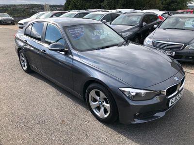 BMW 3 Series Saloon 2.0 320d EfficientDynamics Business Edition (s/s) 4dr