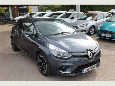 Renault Clio Hatchback 1.5 dCi Iconic (s/s) 5dr