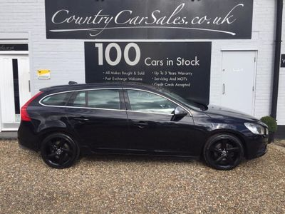 Volvo V60 Estate 1.6 T3 R-Design 5dr
