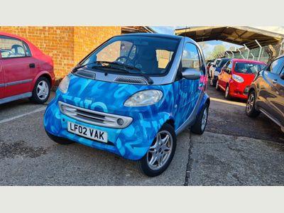 Smart fortwo Hatchback 0.6 City Passion 3dr