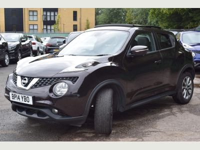Nissan Juke SUV 1.2 DIG-T Tekna (s/s) 5dr EU5