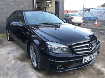 Mercedes-Benz CLC Class Coupe 2.1 CLC200 CDI Sport 2dr