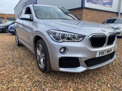 BMW X1 SUV 2.0 20d M Sport xDrive (s/s) 5dr