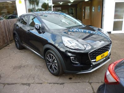 Ford Puma SUV 1.0T EcoBoost MHEV Titanium DCT (s/s) 5dr