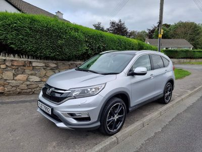 Honda CR-V SUV 1.6 i-DTEC EX (DASP) 4WD (s/s) 5dr