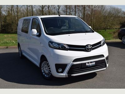 Toyota ProAce Panel Van 1.6D Comfort Medium Panel Van MWB EU6 (s/s) 6dr