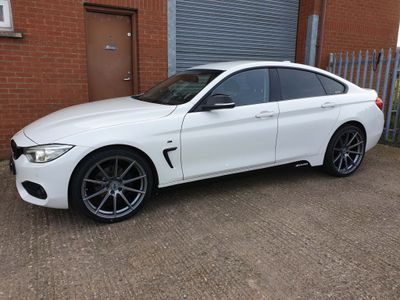 BMW 4 Series Gran Coupe Hatchback 2.0 418d SE Gran Coupe Auto (s/s) 5dr