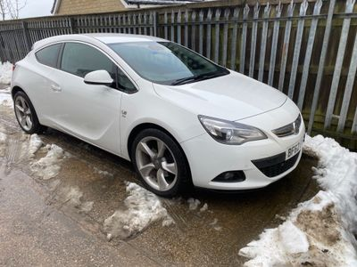 Vauxhall Astra GTC Coupe 1.4T SRi (s/s) 3dr