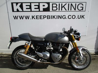 Triumph Thruxton Roadster/Retro 1200 R