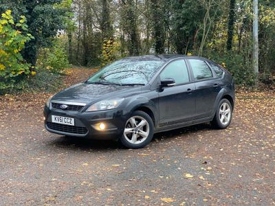Ford Focus Hatchback 1.8 Zetec 3dr
