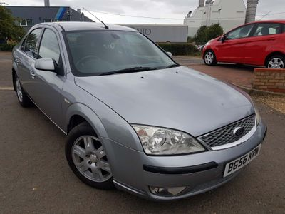 FORD MONDEO Hatchback 2.0 TDCi SIV Ghia 5dr