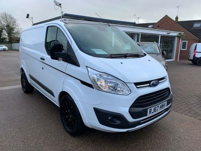 Ford Transit Custom Panel Van 2.0 TDCi 290 Trend Colour Edition L1 H1 5dr
