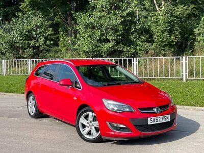 Vauxhall Astra Estate 2.0 CDTi 16V SRi Sports Tourer 5dr