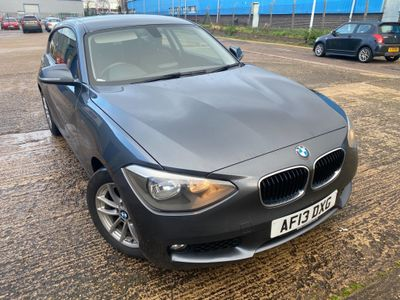 BMW 1 Series Hatchback 2.0 116d SE Sports Hatch 3dr