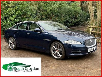 Jaguar XJ Saloon 5.0 V8 Supercharged Supersport 4dr