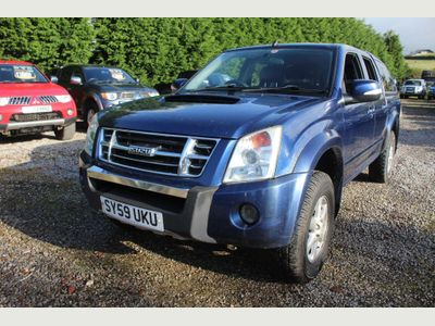 Isuzu Rodeo Pickup 2.5 TD Denver Max Crewcab Pickup 4WD 4dr