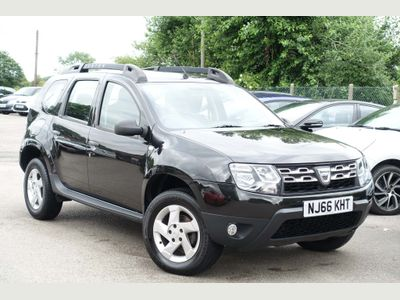 Dacia Duster SUV 1.5 dCi Ambiance Prime (s/s) 5dr