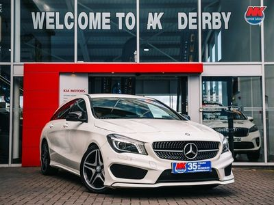 Mercedes-Benz CLA Class Estate 1.6 CLA180 AMG Sport Shooting Brake 7G-DCT (s/s) 5dr